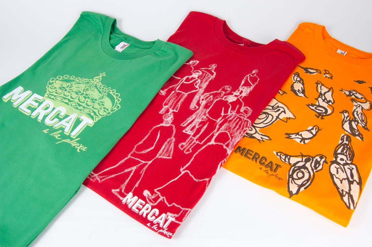 Shirt design envelope -  Mercat Chicago Restaurant Stationery Letterhead Envelope Identity Award