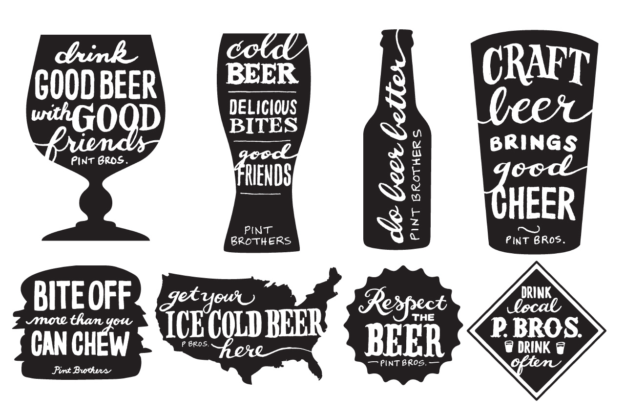 pint-brothers-typography-illustration-icons-beer