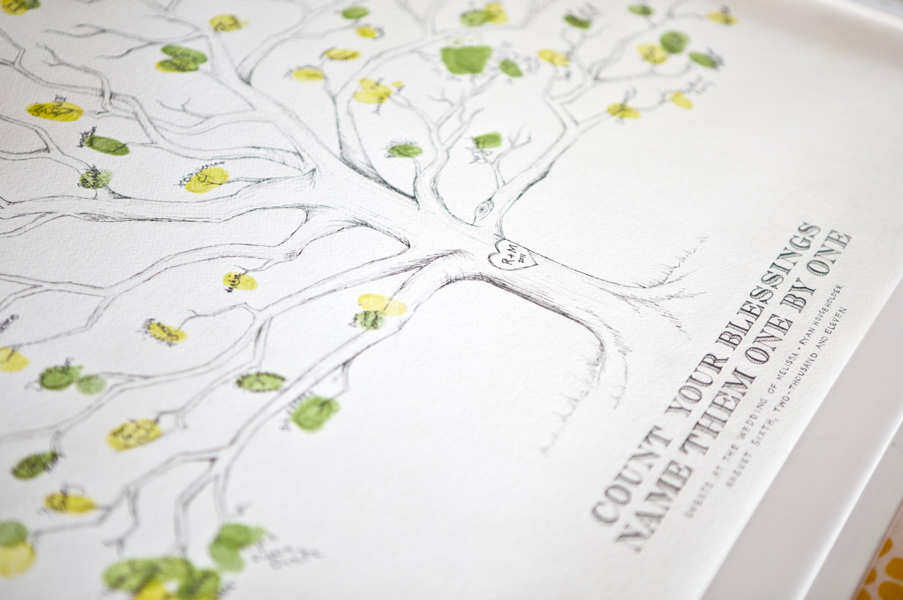 wedding-guest-book-tree-fingerprint-handdrawn