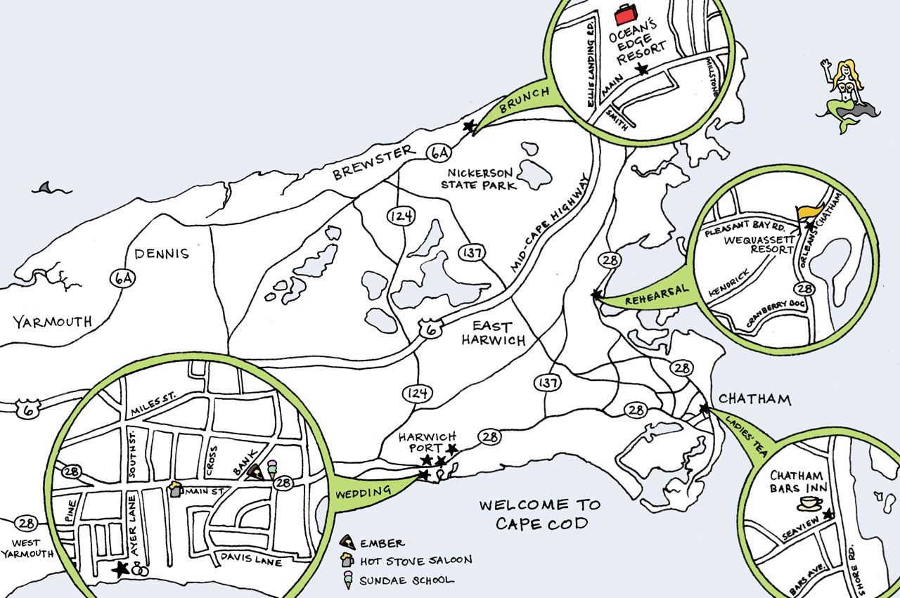 wedding-map-illustration-mermaid-cape-cod-2